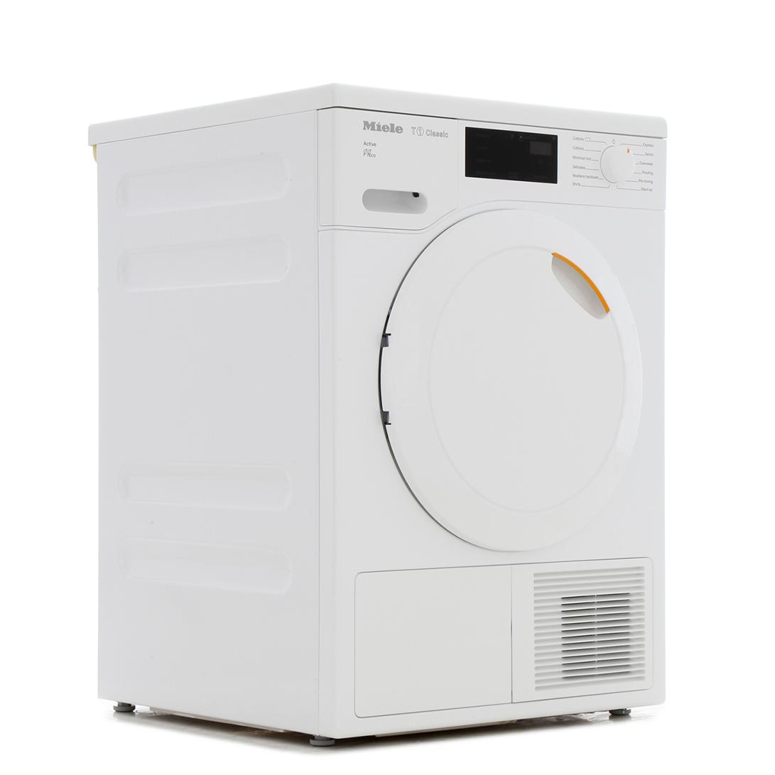 Miele T1 - Classic TDB220 White Condenser Dryer with Heat Pump Technology