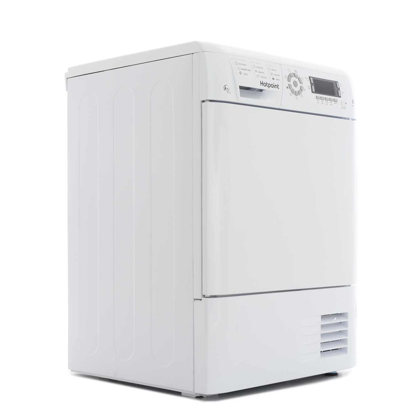 Hotpoint TDHP871RP Condenser Dryer with Heat Pump Technology