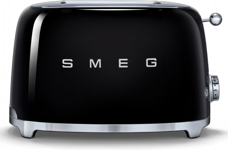 Smeg TSF01BLUK Retro 2 Slice Toaster