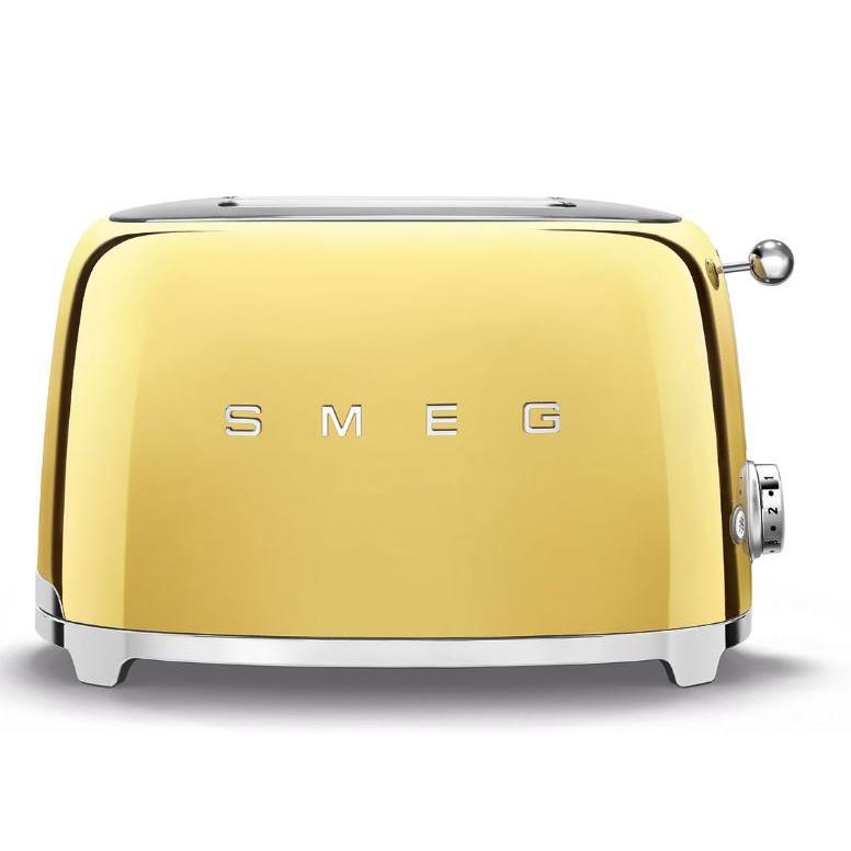 Smeg TSF01GOUK Retro 2 Slice Toaster