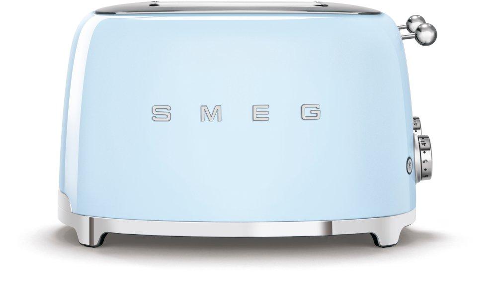 Smeg TSF03PBUK Retro 4 Slice Toaster