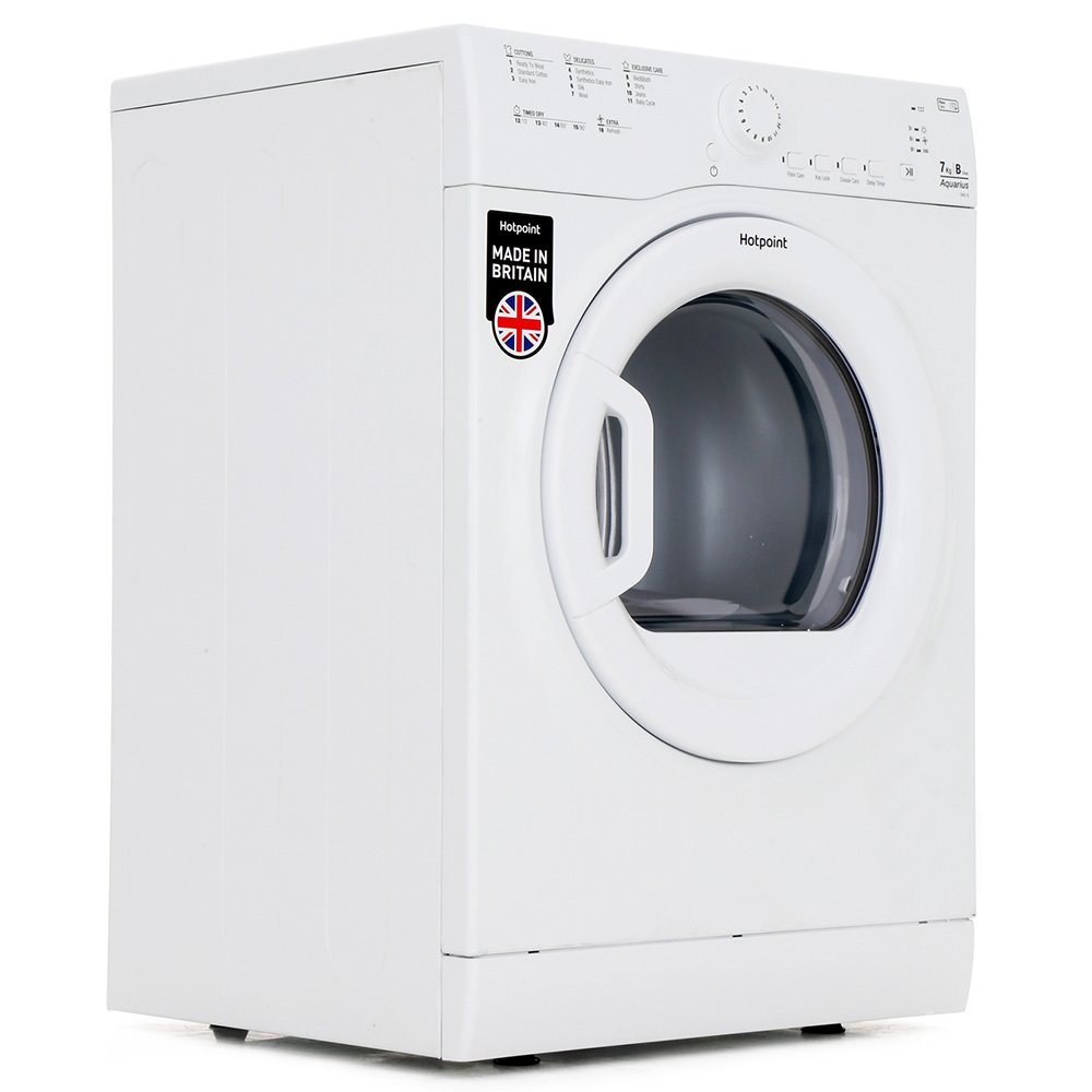 Hotpoint TVFS73BGP9 Vented Dryer