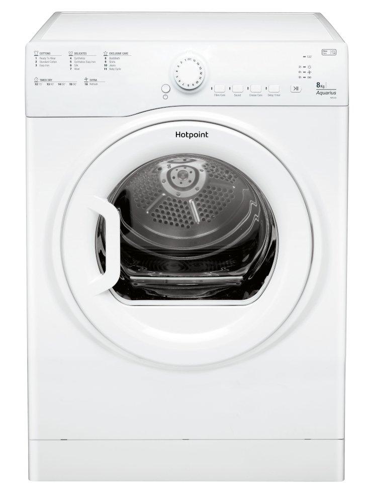 Hotpoint TVFS 83C GP.9 UK Vented Dryer