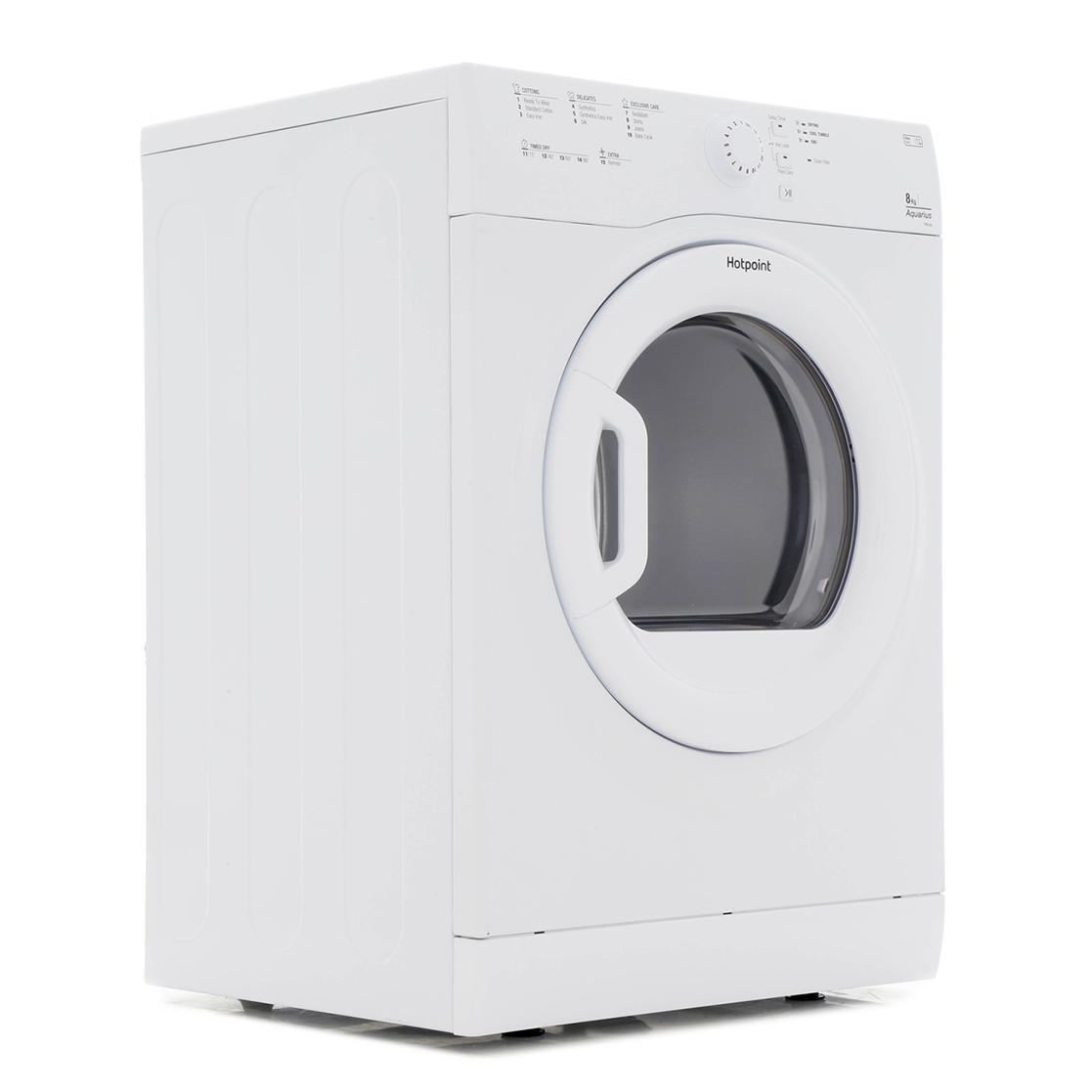 Hotpoint Aquarius TVFS83CGP Vented Dryer