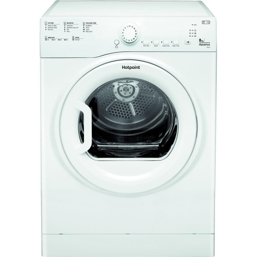 Hotpoint TVFS83CGP9 Vented Dryer