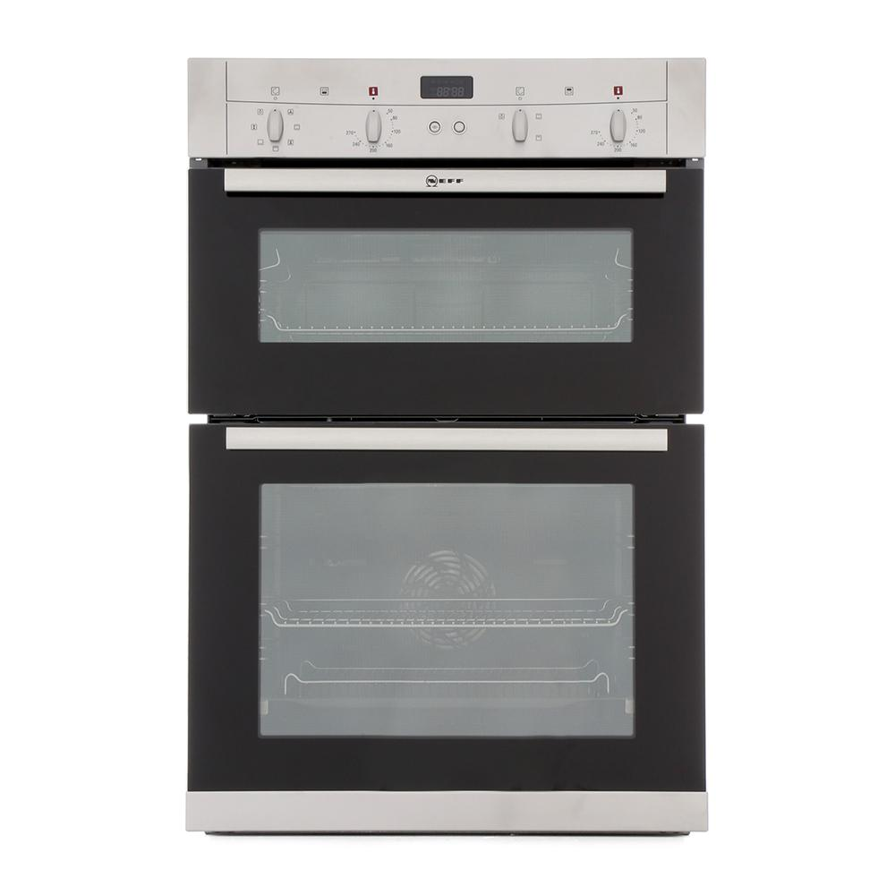 Neff U12S53N3GB Double Built In Electric Oven