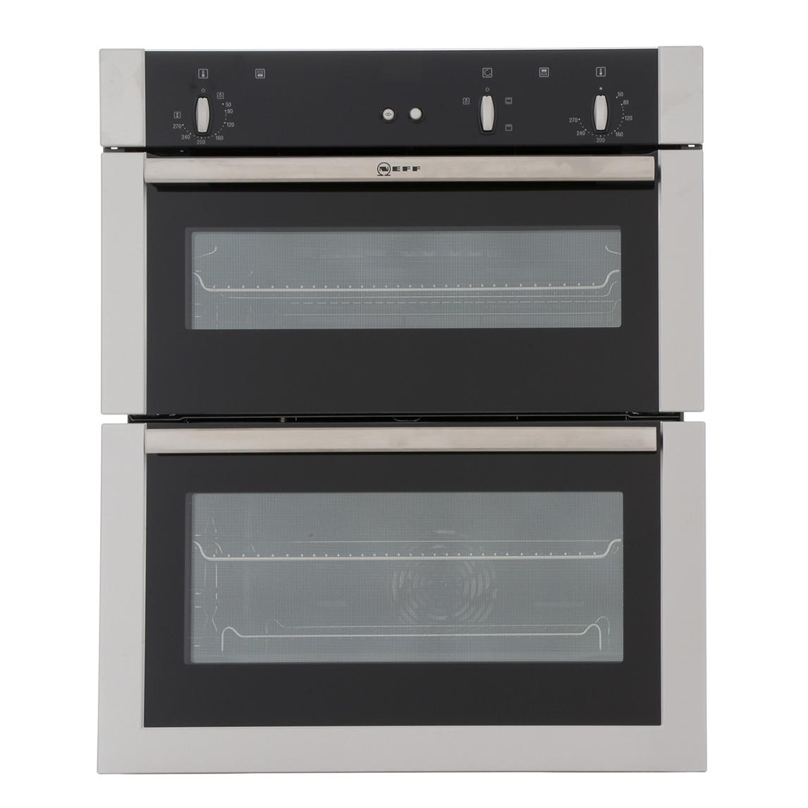 Neff U17S32N5GB Double Built Under Electric Oven
