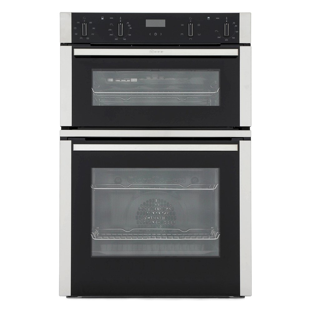 Neff N50 U1ACE2HN0B Double Built In Electric Oven