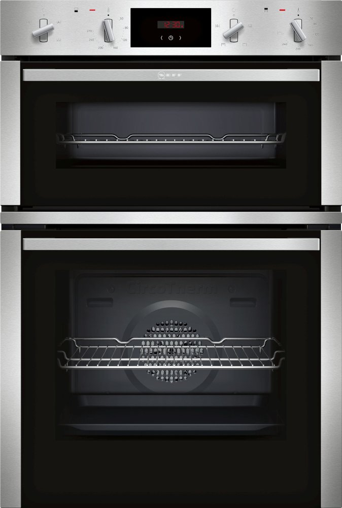 Neff N30 U1CHC0AN0B Double Built In Electric Oven