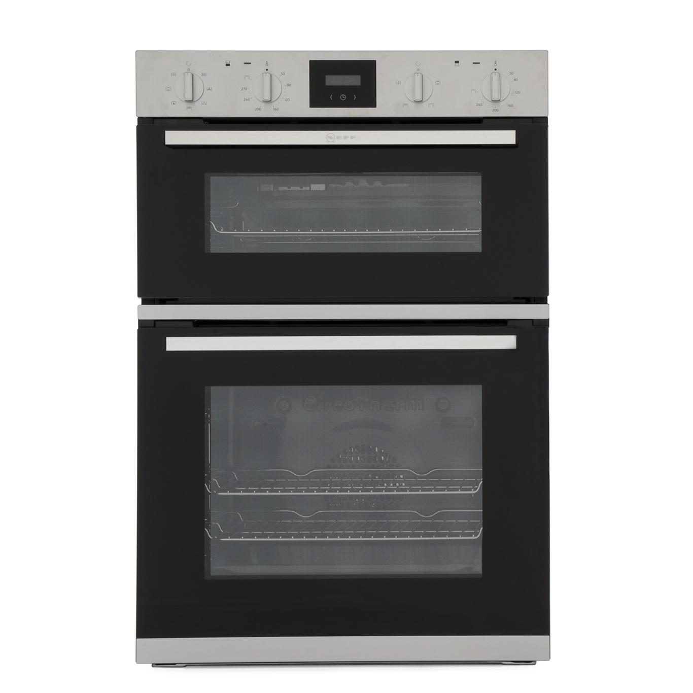 Neff N30 U1HCC0AN0B Double Built In Electric Oven