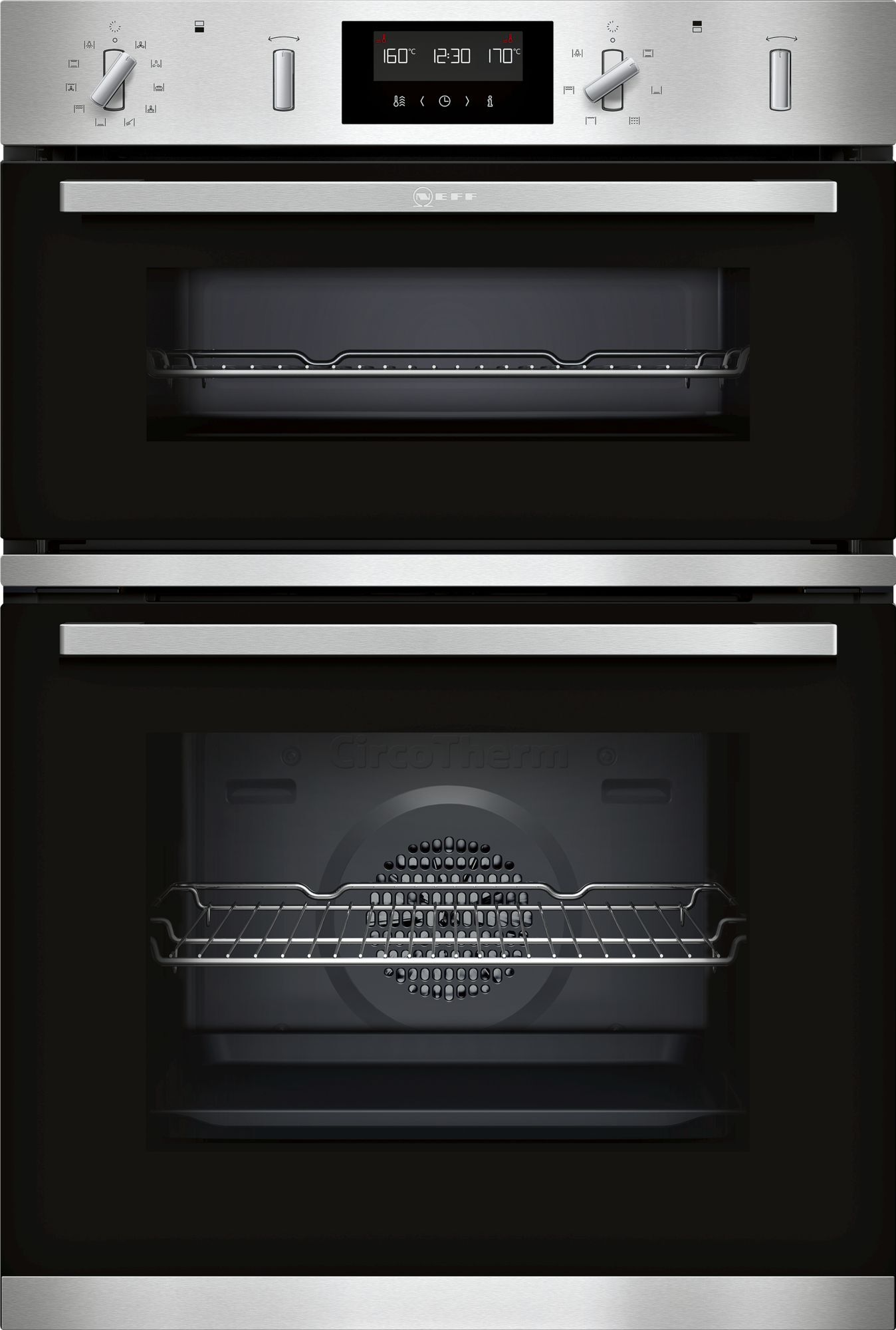 Neff N50 U2GCH7AN0B Double Built In Electric Oven