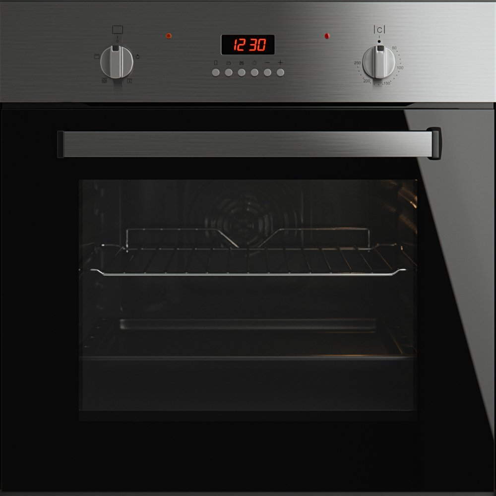 Culina UBETFD602SS Single Built In Electric Oven