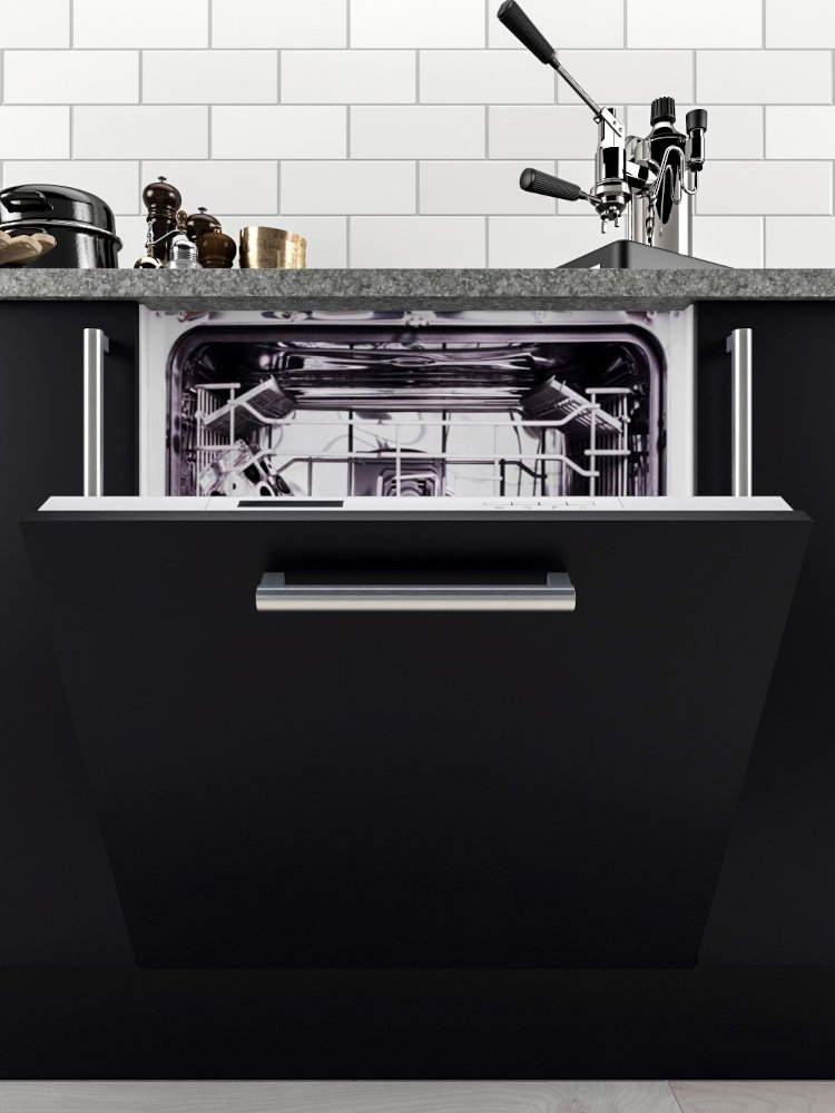Culina UBMD60M Built In Fully Integrated Dishwasher