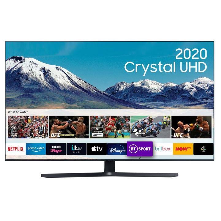 "Samsung UE43TU8500UXXU 43"" LED 4K Smart Television"