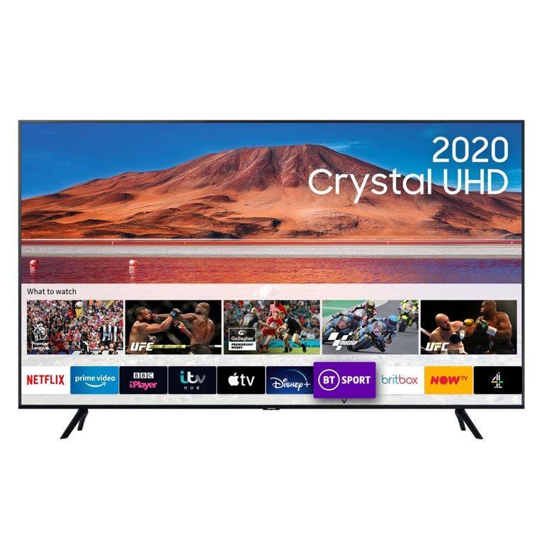 "Samsung UE50TU7100KXXUU 50"" LED 4K Smart Television"