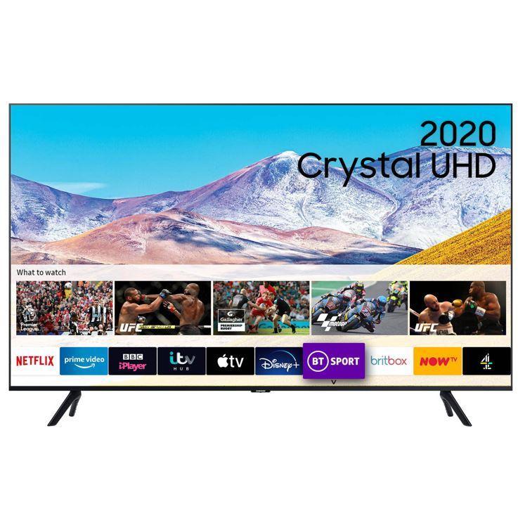 "Samsung UE55TU8000KXXU 55"" LED 4K Smart Television"