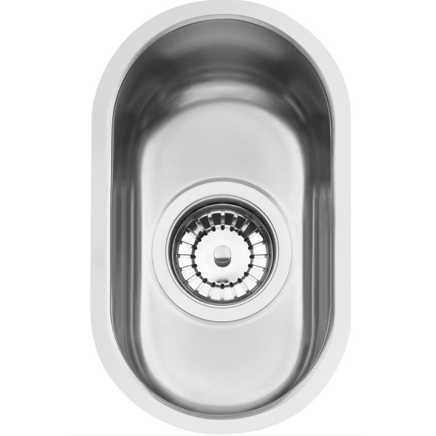 Smeg Alba UM16 Stainless Steel Undermount Sink