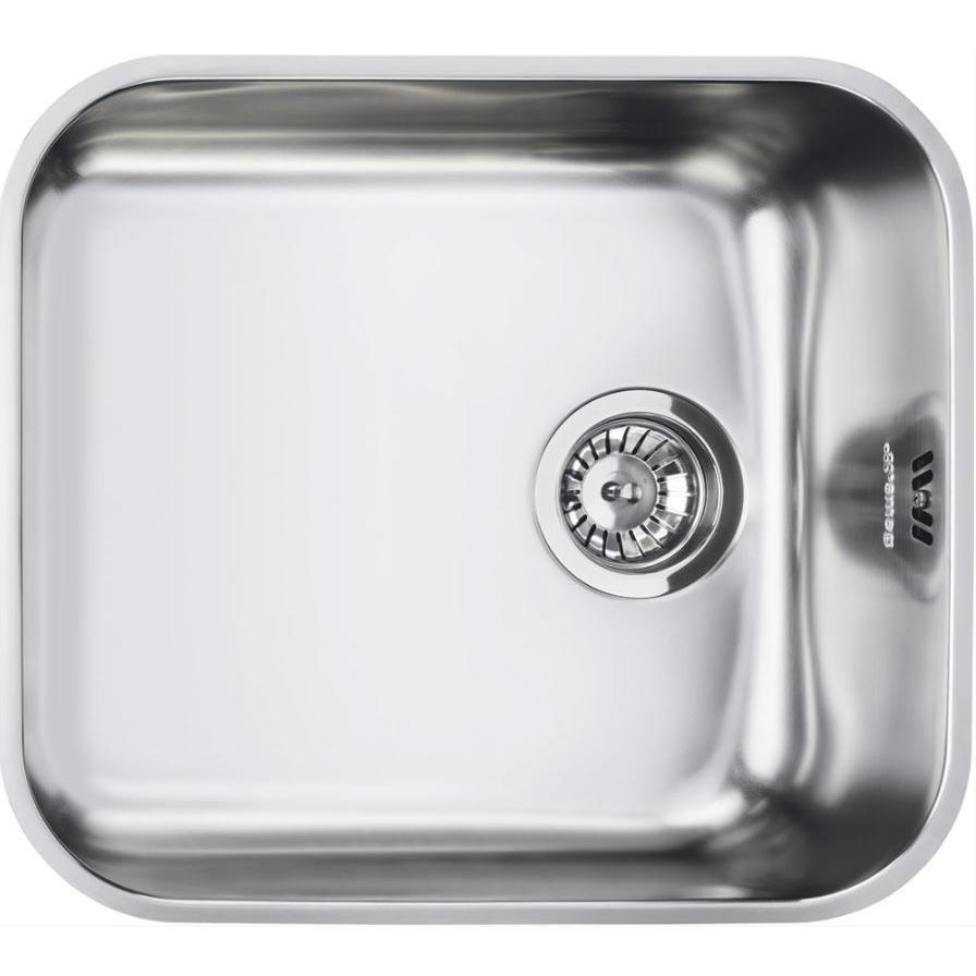 Smeg Alba UM45 Stainless Steel Undermount Sink