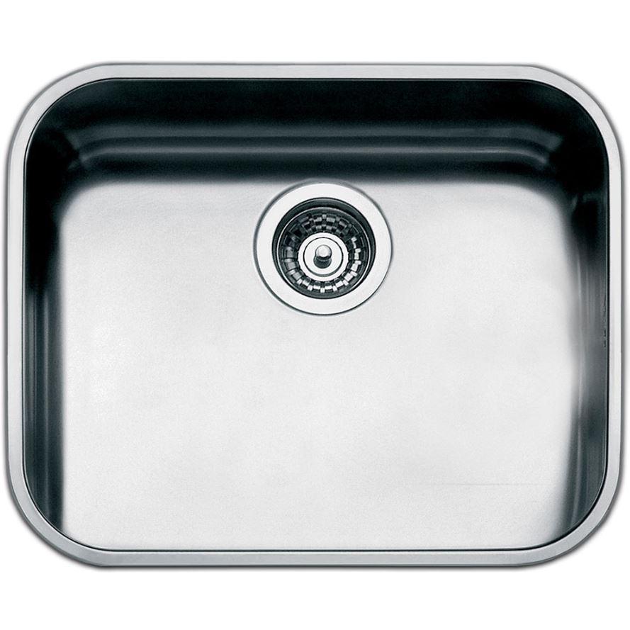 Smeg Alba UM50 Stainless Steel Undermount Sink