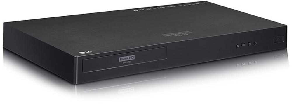 LG UP970 3D 4K Ultra HD HDR Blu-ray Player
