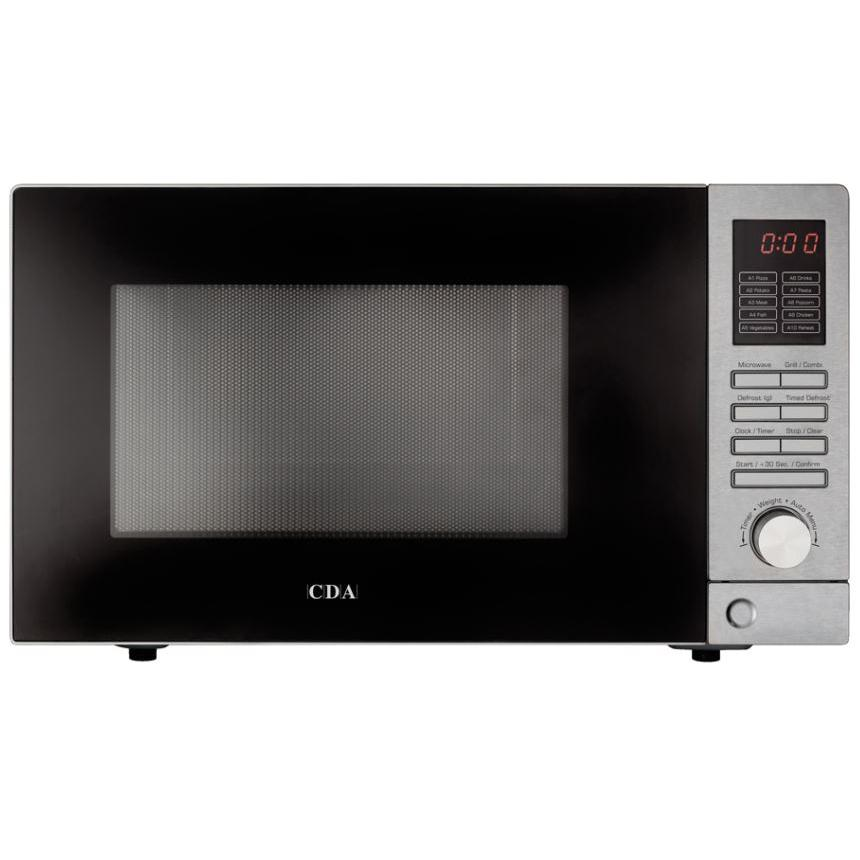 CDA VM201SS Microwave with Grill