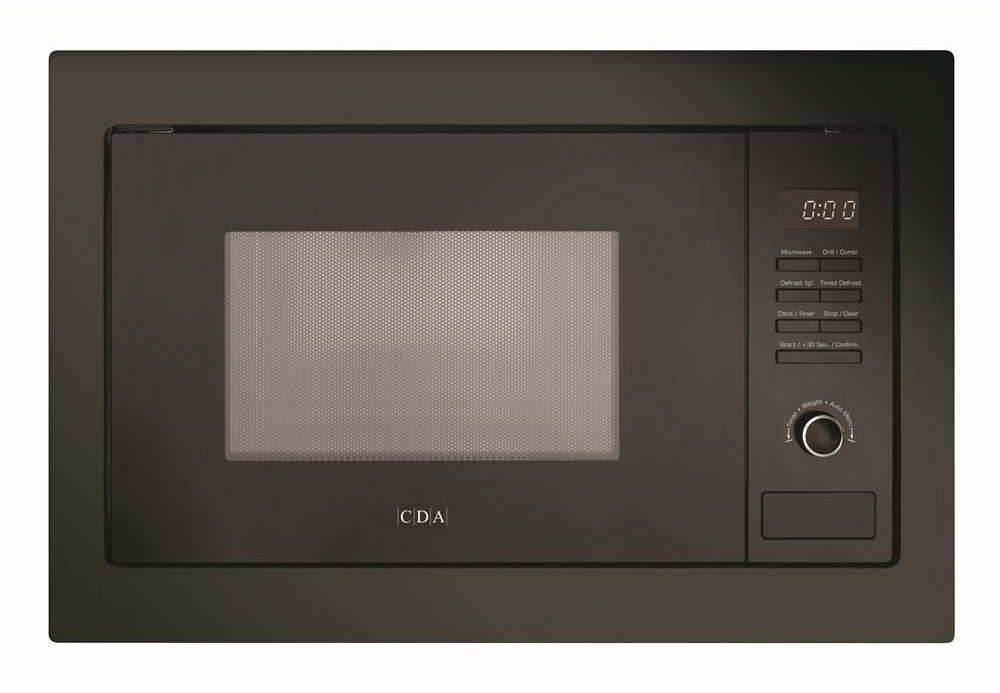 CDA VM231BL Built In Microwave with Grill