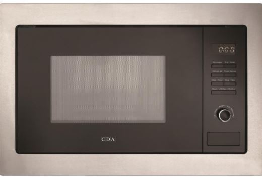 CDA VM231SS Built In Microwave with Grill