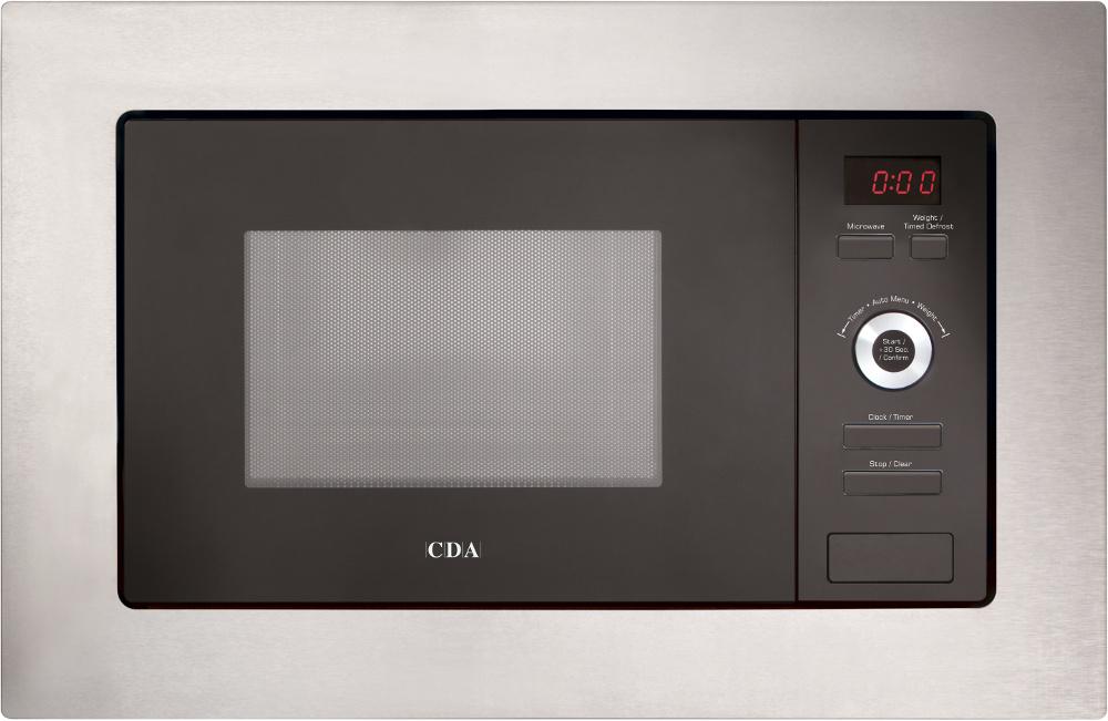 CDA VM550SS Built In Microwave