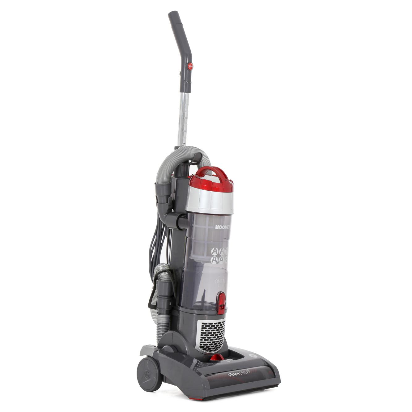 Buy Hoover VR81 OF01 Upright Vacuum Cleaner (VR81OF01) Red