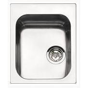 Smeg Alba VS34/P3 Stainless Steel Inset Sink