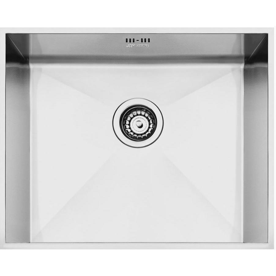 Smeg Quadra VSTQ50-2 Stainless Steel Undermount Sink