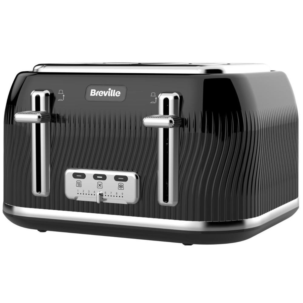 Breville VTT890 Flow Collection 4 Slice Toaster
