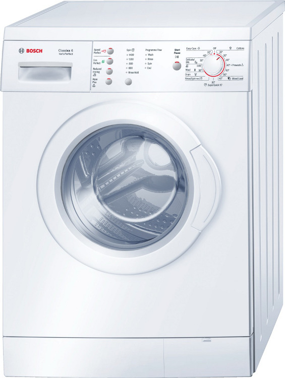 buy bosch classixx 6 varioperfect wae28167gb washing machine wae28167gb white marks electrical. Black Bedroom Furniture Sets. Home Design Ideas