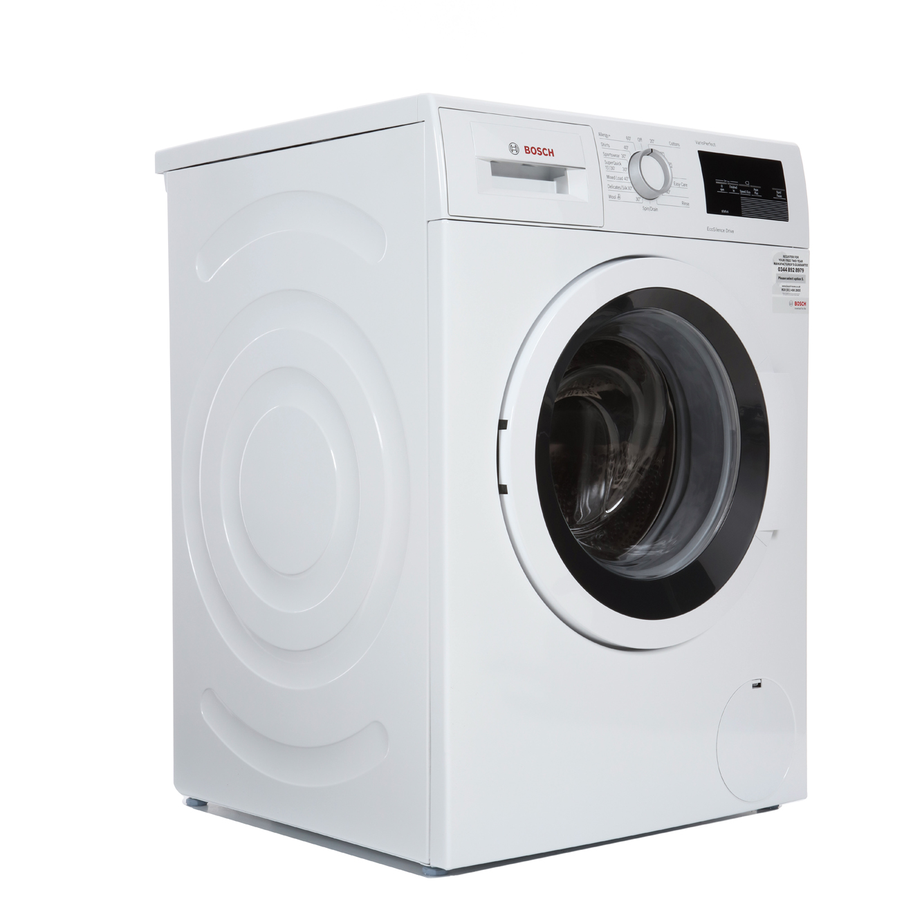buy bosch serie 6 wat28370gb washing machine wat28370gb white marks electrical. Black Bedroom Furniture Sets. Home Design Ideas