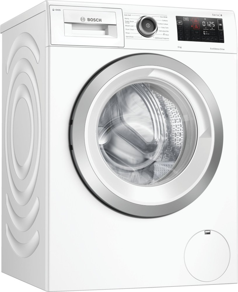 Bosch Serie 6 WAU28PH9GB i-DOS Washing Machine