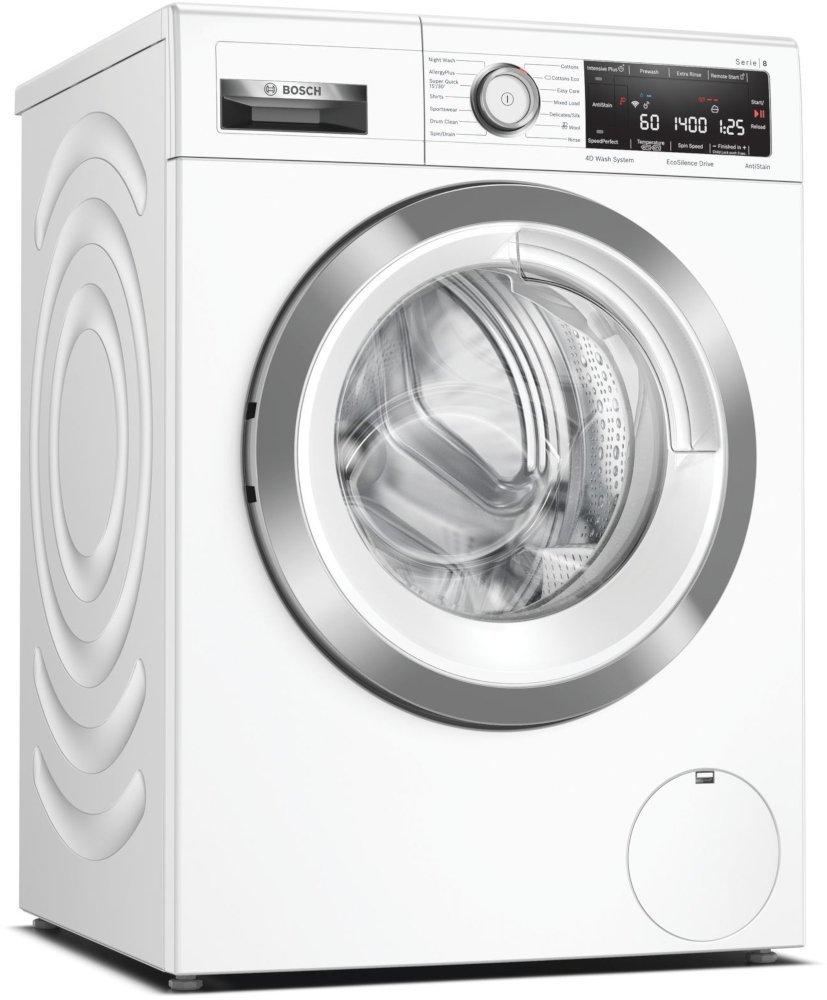 Bosch Serie 8 WAV28MH9GB Washing Machine
