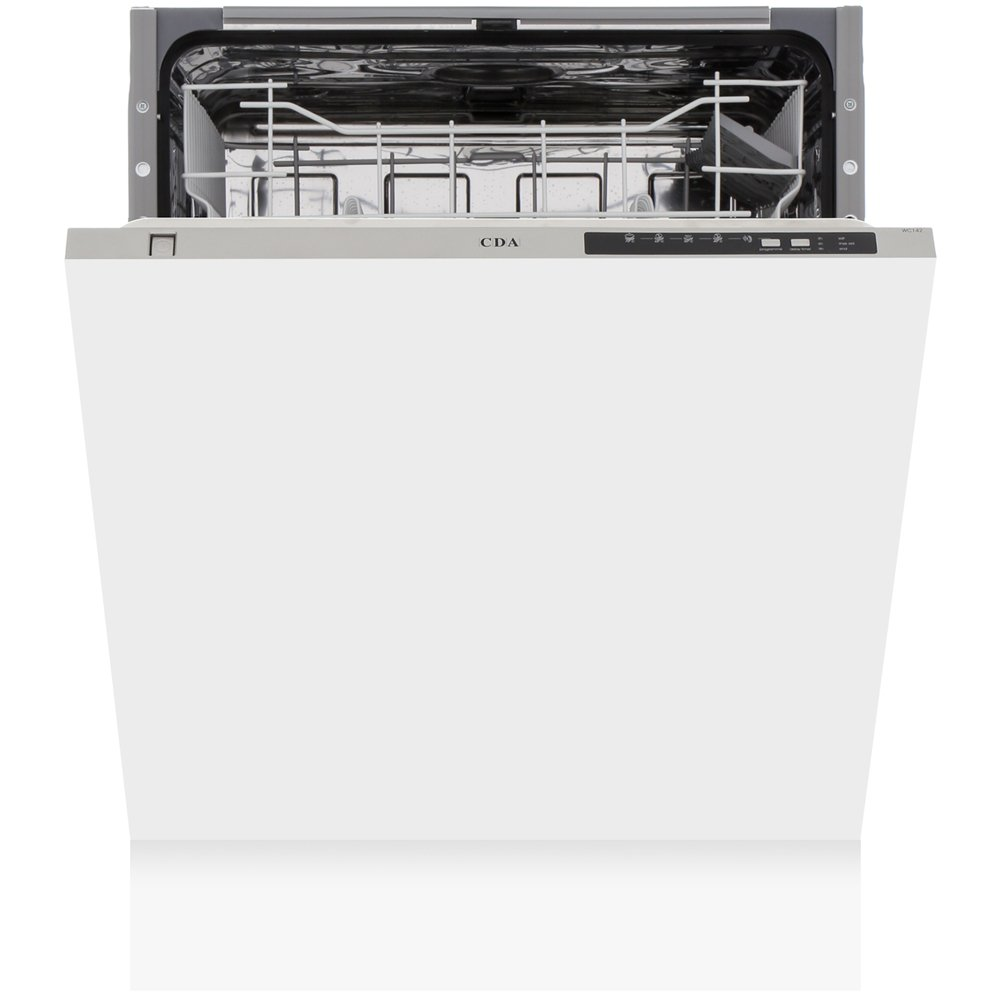 CDA WC142 Built In Fully Integrated Dishwasher