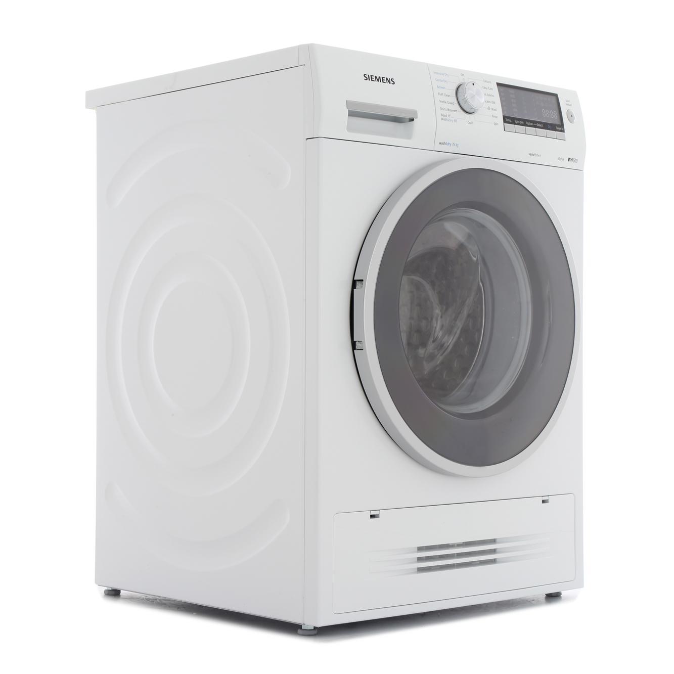 Siemens WD14H421GB Washer Dryer