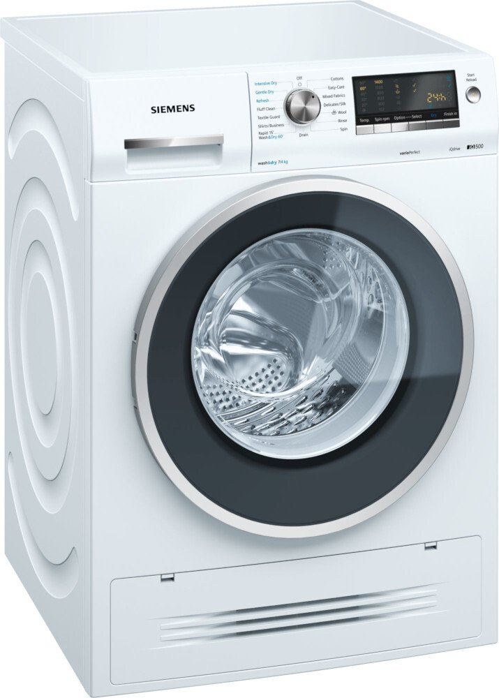 Siemens iQ500 WD14H422GB Washer Dryer