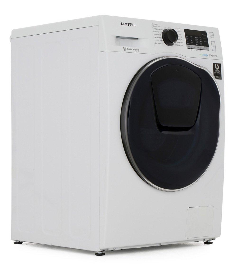 Samsung WD80K5B10OW/EU Washer Dryer