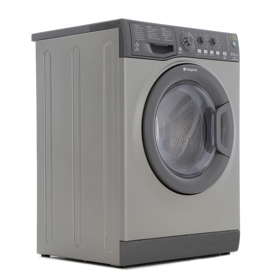 7cb50cfaa118 Buy Hotpoint WDAL8640G Washer Dryer - Graphite | Marks Electrical