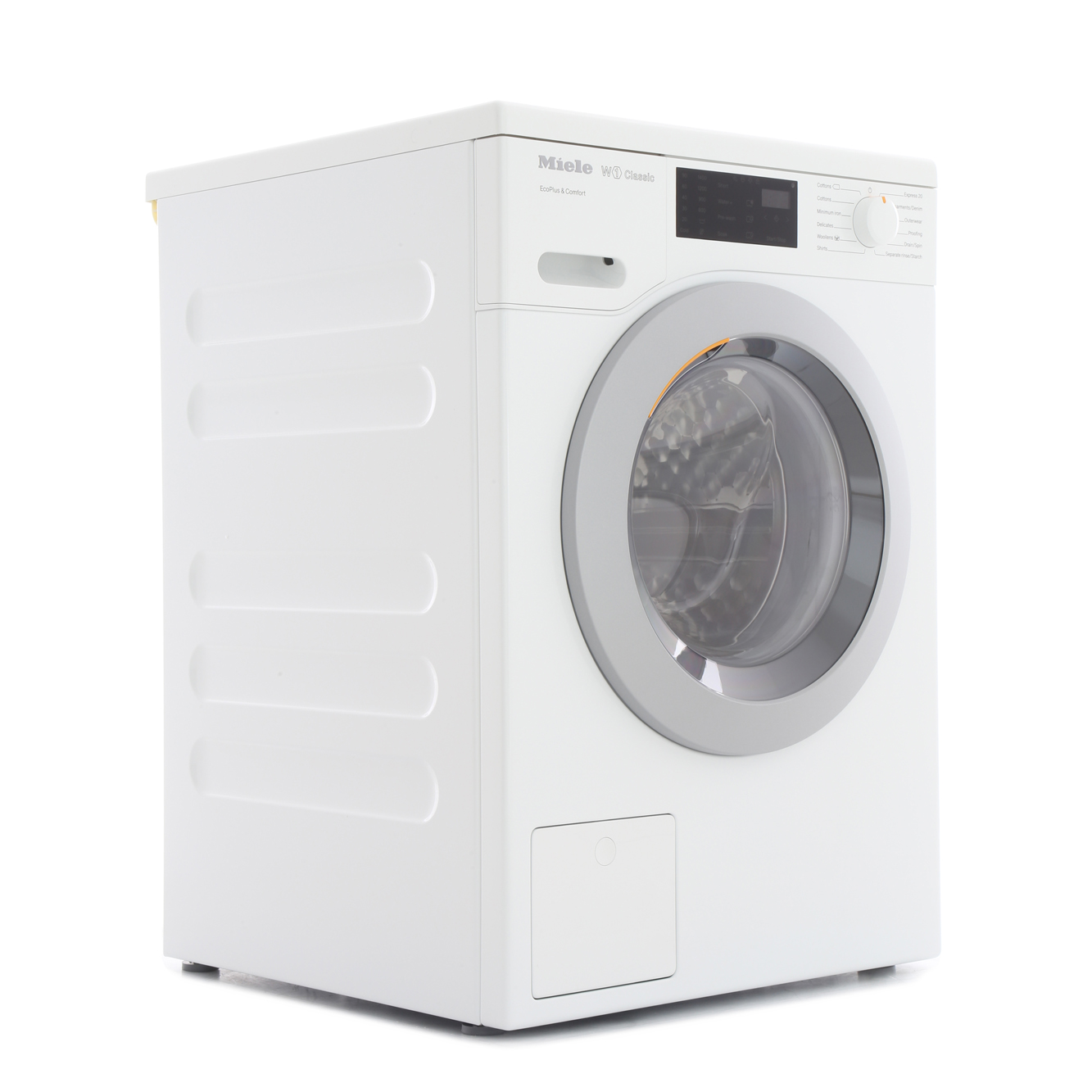 Miele WDD020 EcoPlus Comfort White Washing Machine