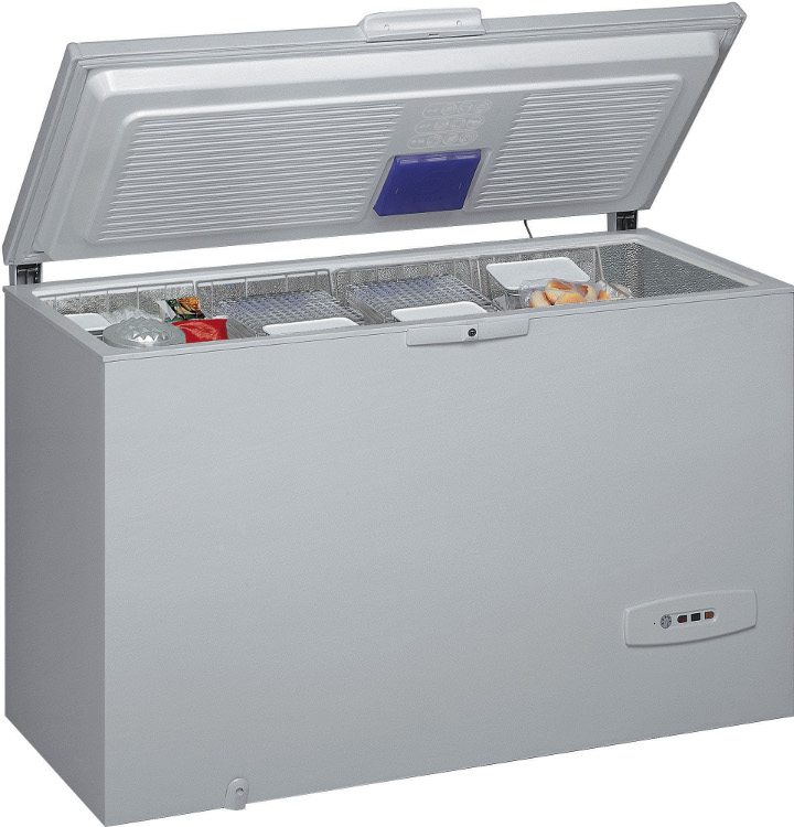 Chest Freezer 5 Cu Ft Buy Whirlpool WH3900 Chest Freezer - White | Marks Electrical