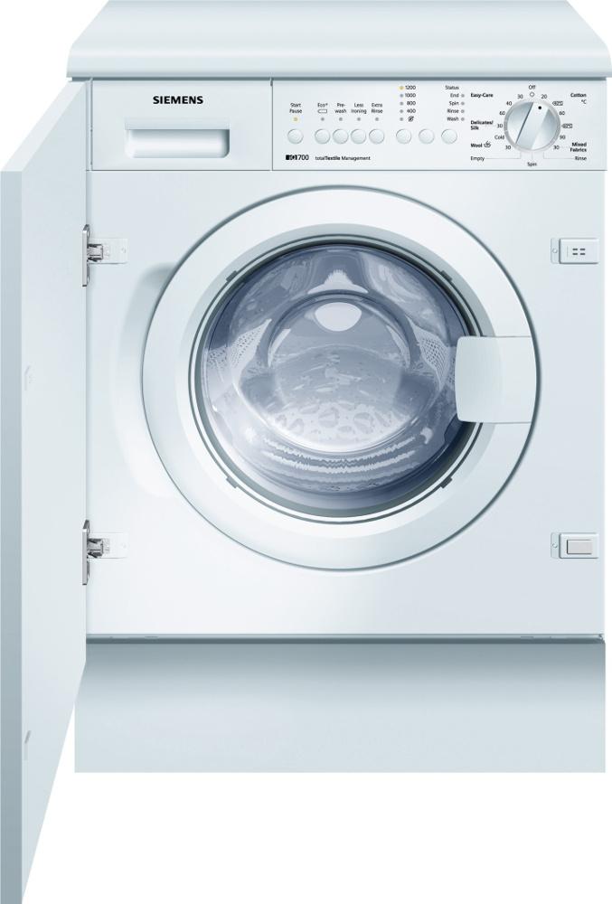 Siemens WI12S141GB Integrated Washing Machine