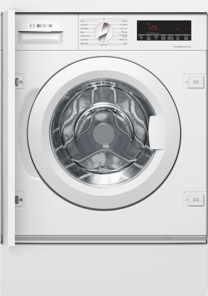 Bosch Serie 8 WIW28501GB Integrated Washing Machine