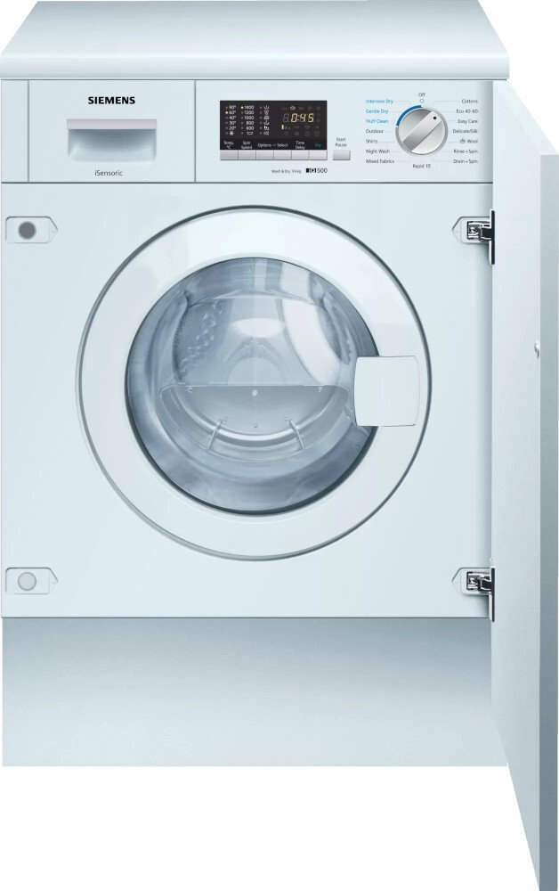 Siemens iQ500 WK14D542GB Integrated Washer Dryer