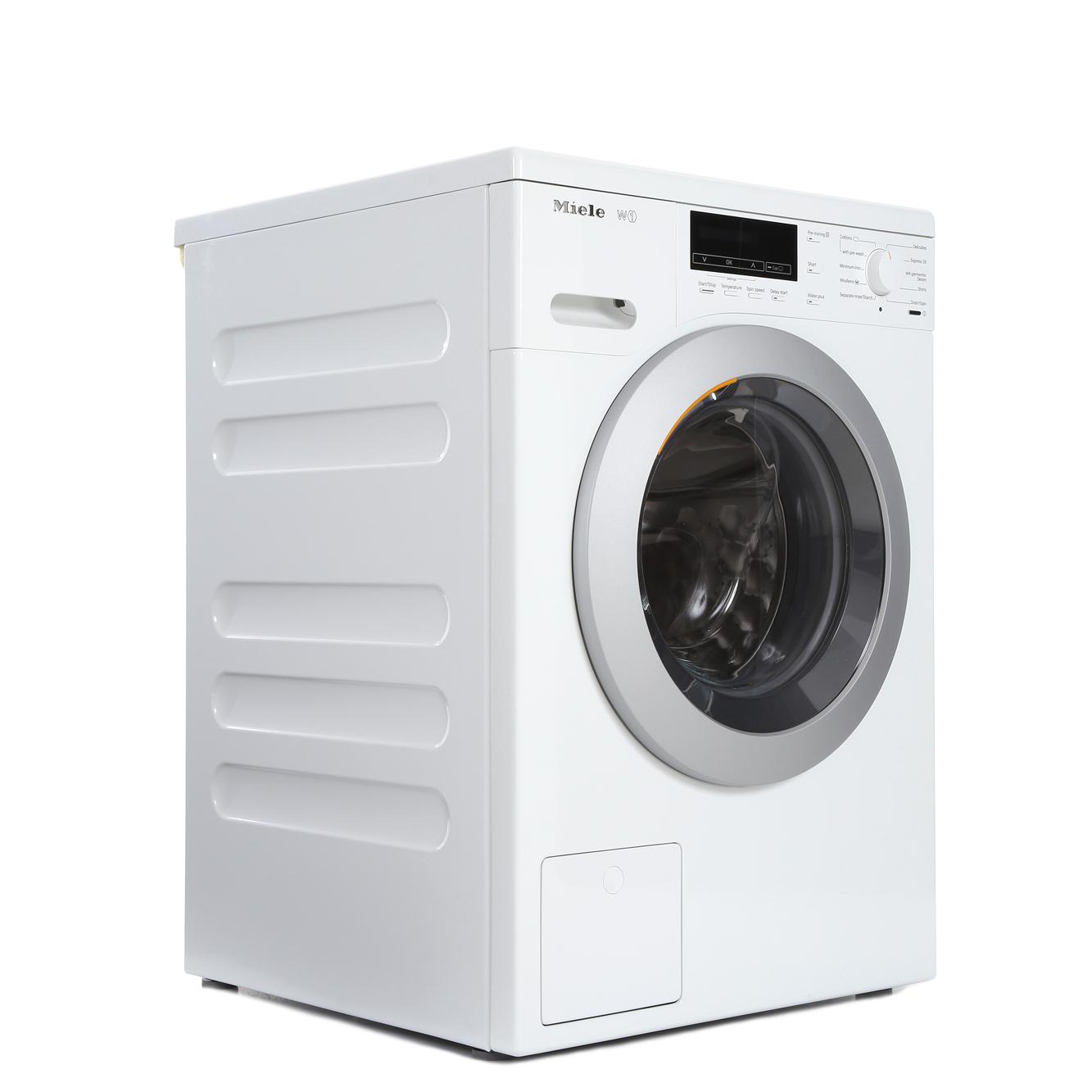Buy Miele W1 - ChromeEdition WKB120 Washing Machine ...