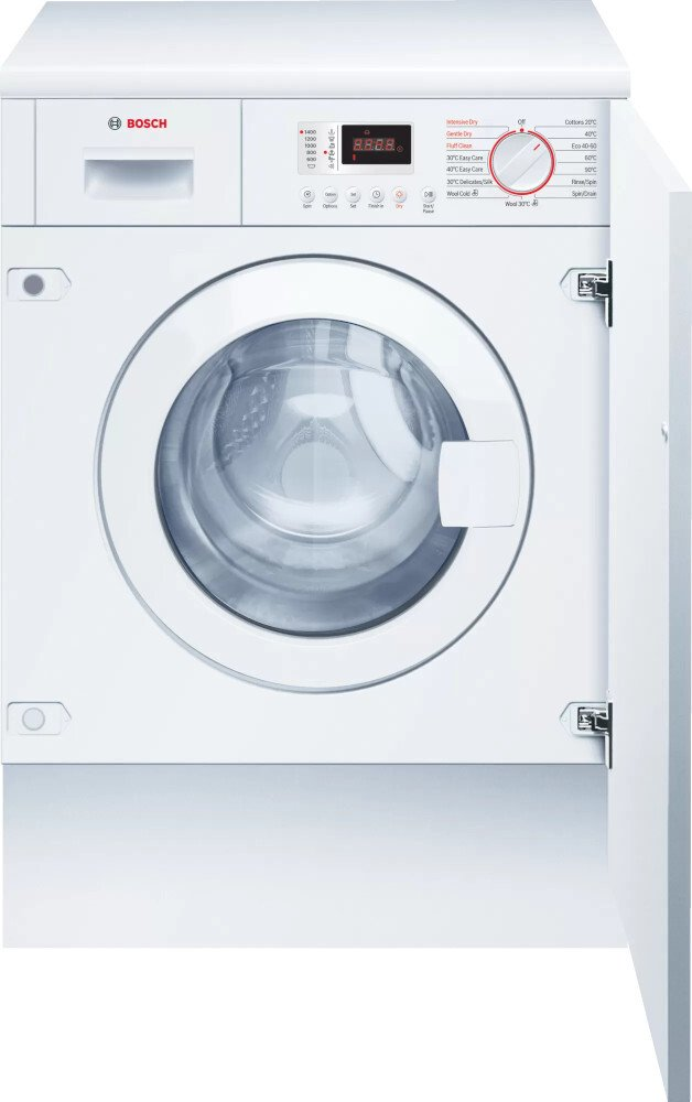 Bosch Serie 4 WKD28352GB Integrated Washer Dryer