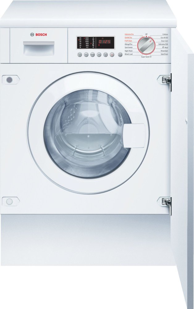 Bosch Serie 6 WKD28542GB Integrated Washer Dryer