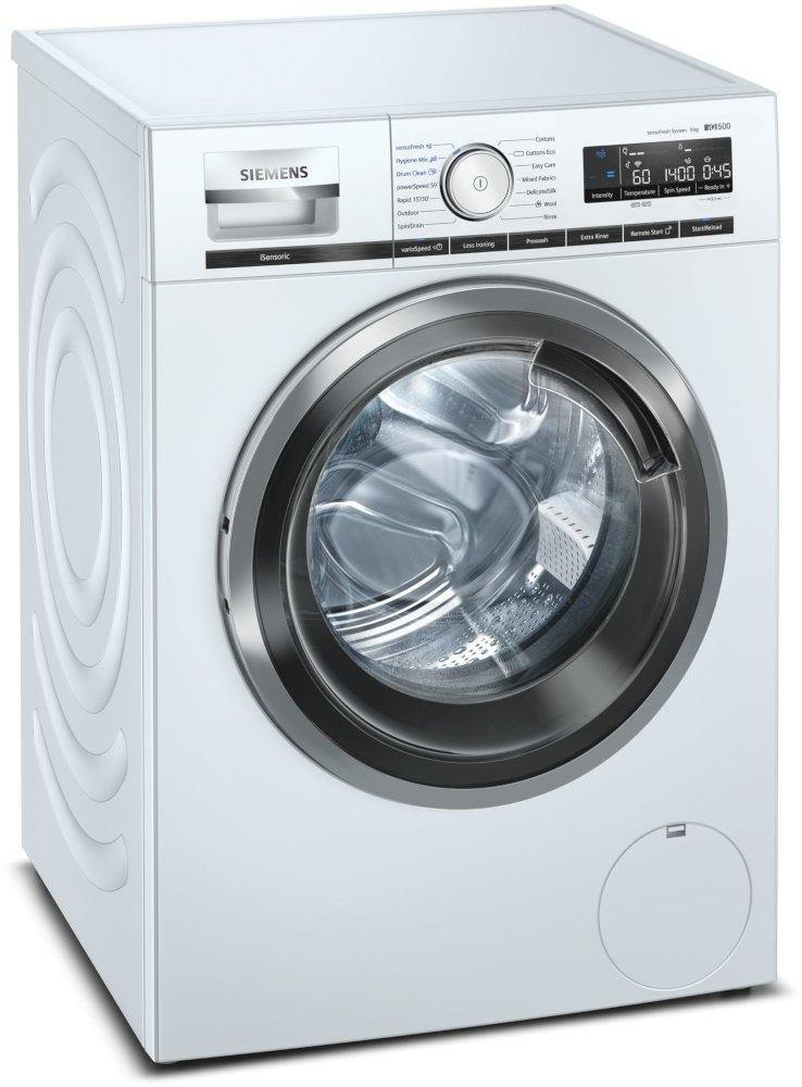 Buy Siemens iQ900 WM14VPH9GB Washing Machine - White ...